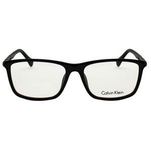 Calvin Klein Black Rectangle CK5864-001-54