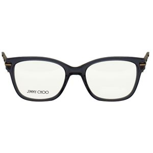 Jimmy Choo Black Aviator TORAS-QBE9C-57