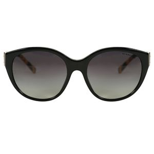 Burberry Black Round Sunglasses BE4242-36338G-55