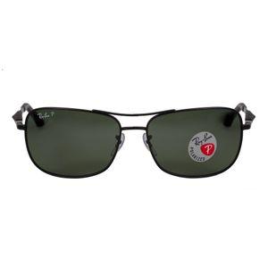 Ray-Ban Black Aviator Sunglasses RB3515-0069A-61