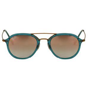Ray-Ban Blue Aviator Sunglasses RB4253-62367Y-53