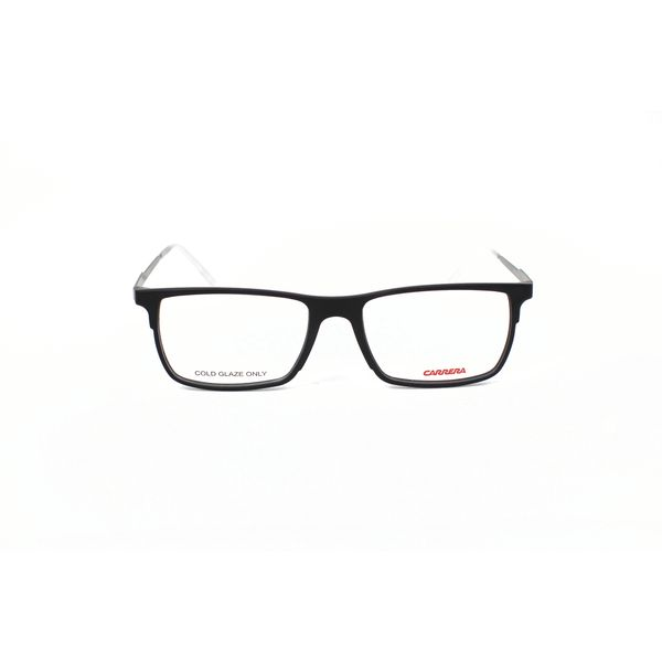 Carrera Black Rectangle Glasses CA6664-GTN