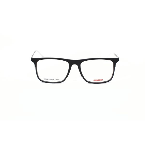 Carrera Black Square Glasses CA6667-GTN