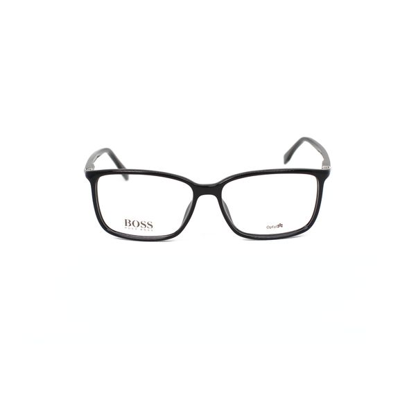 Boss Black Rectangle Glasses 0679-D28