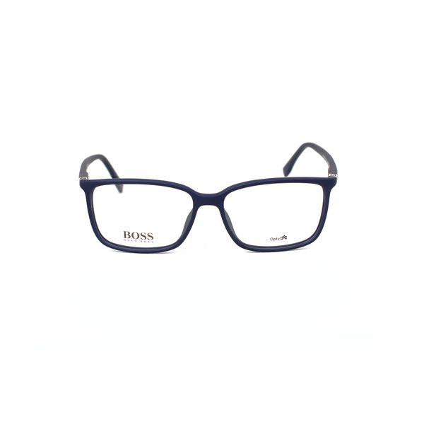 Boss Blue Rectangle Glasses 0679-V5Q