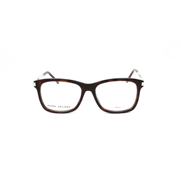 Marc Jacobs Tortoise Square Glasses MARC140-QUM