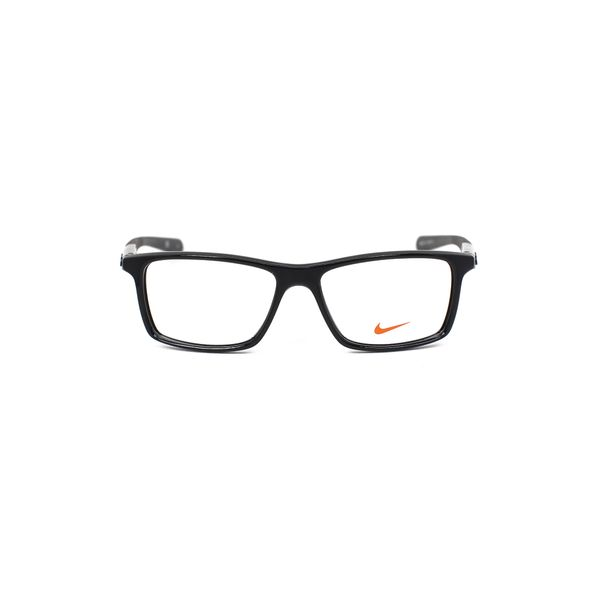 Nike Black Rectangle Glasses 7087-014