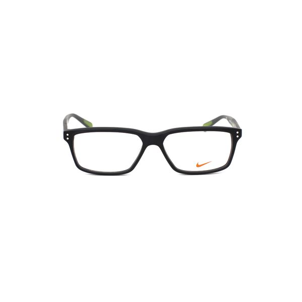 Nike Black Rectangle Glasses 7239-001