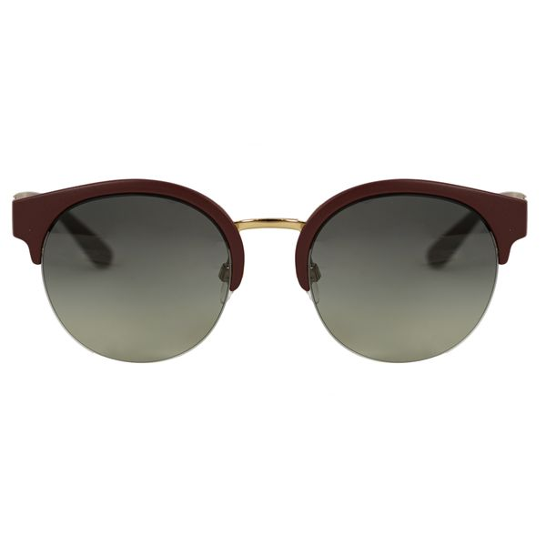 Burberry Red Round Sunglasses BE4241-364311-52