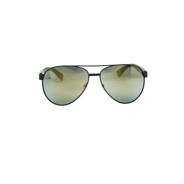 Lacoste Black Aviator Sunglasses L185S-315