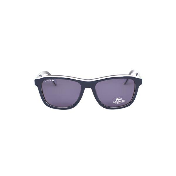 Lacoste Blue & White Square Sunglasses L827S-424