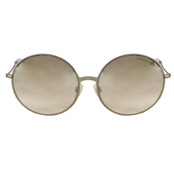 Michael Kors Silver Round Sunglasses MK5017-11398Z-55
