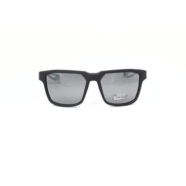 Nike Matte Black Square Sunglasses EV0992-440