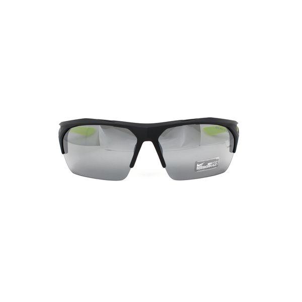 Nike Matte Black & Green Sport Sunglasses EV1030-070