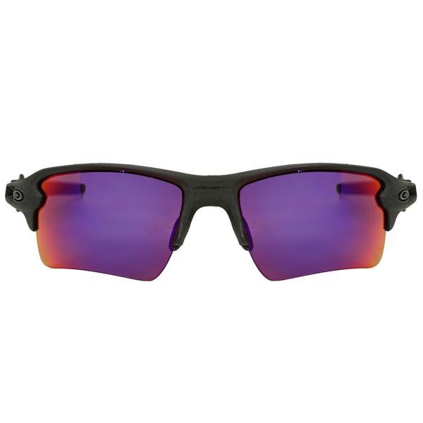 Oakley Silver Rectangle Sunglasses OO9188-918849-59