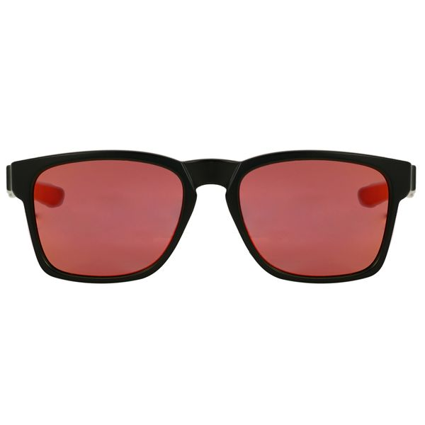 Oakley Matte Black Rectangle Sunglasses OO9272-927207-55