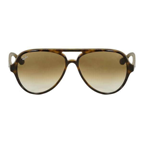 Ray-Ban Tortoise Aviator Sunglasses RB4125-71051-59