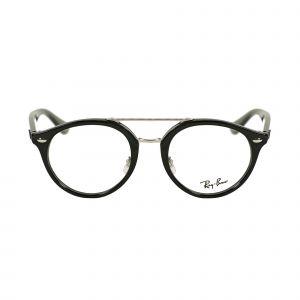 Ray-Ban Black Square Glasses RX5354-2000-48