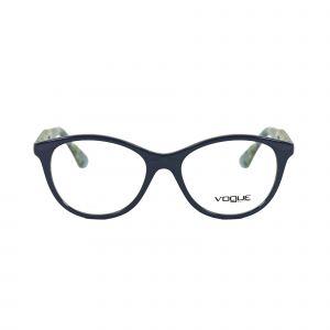 Vogue Blue Round Glasses VO2988-2325-51