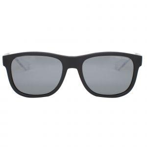 Armani Exchange Matte Black Square AX4054S-807881-55