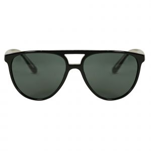 Burberry Black Aviator Sunglasses BE4254-300187-58