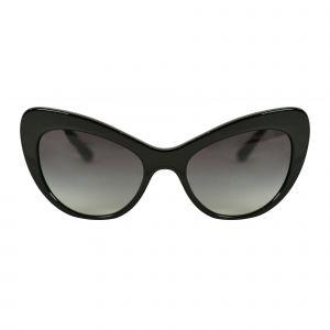 Dolce & Gabbana Black Cat Eye Sunglasses DG4307B-5018G-52