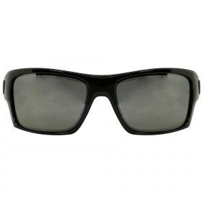 baff50506 نظارة أوكلي أسود مستطيل الشمسية | نظارات شمسية | ايوا الامارات