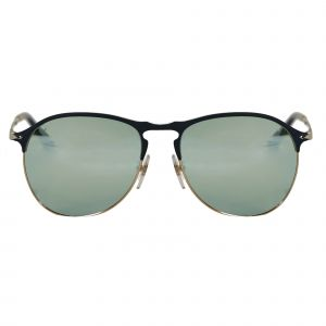 Persol Blue Aviator Sunglasses PO7649S-107330-56