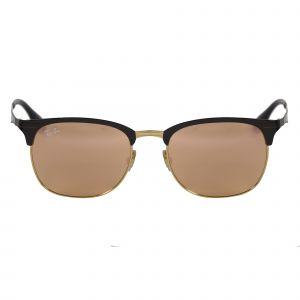 Ray-Ban Black Square Sunglasses RB3538-1872Y-53