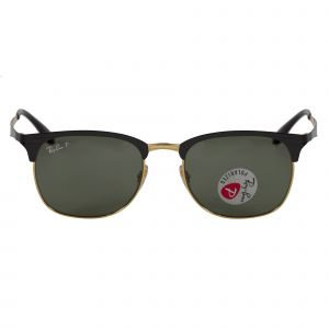 Ray-Ban Black Square Sunglasses RB3538-1879A-53