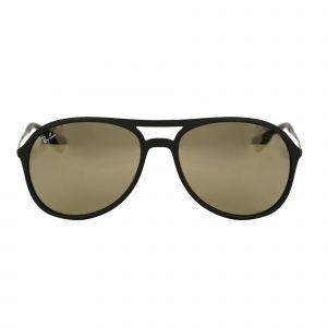 Ray-Ban Black Aviator Sunglasses RB4201-6225A-59