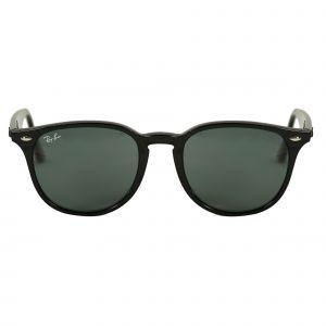 Ray-Ban Black Round Sunglasses RB4259-60171-51