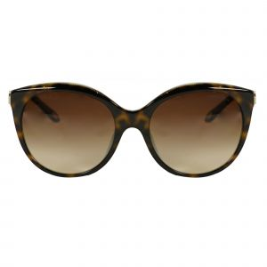 Tiffany Tortoise Round Sunglasses TF4133-82163B-56