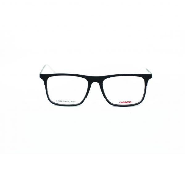 Carrera Black Square Glasses CA6667-GTN