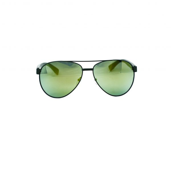 Lacoste Black Aviator Sunglasses L185S-315
