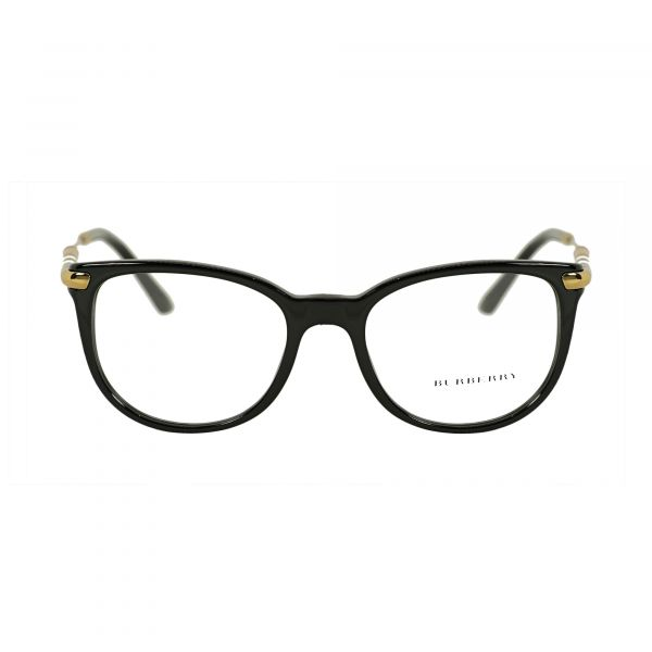 Burberry Black Square Glasses BE2255Q-3001-51