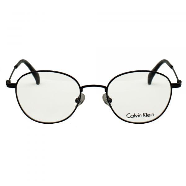 Calvin Klein Black Round CK5437-001-50