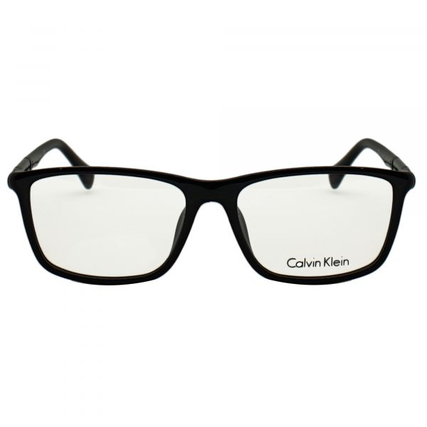 Calvin Klein Black Rectangle CK5864-001-54