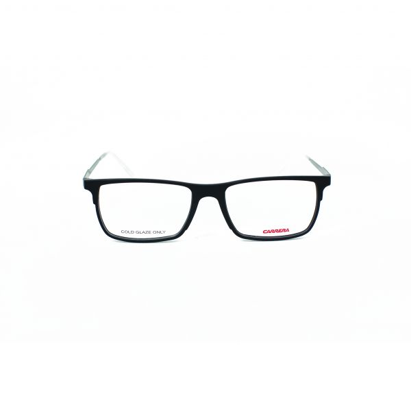 Carrera Black Rectangle Glasses CA6664-GTN