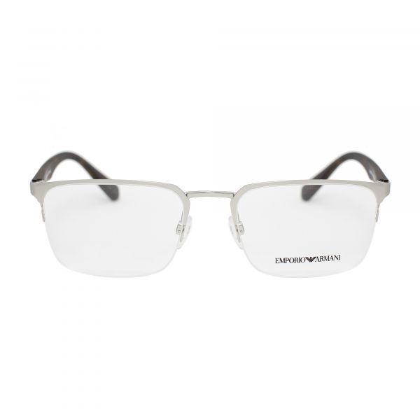 Emporio Armani Silver Rectangle EA1062-3015-55
