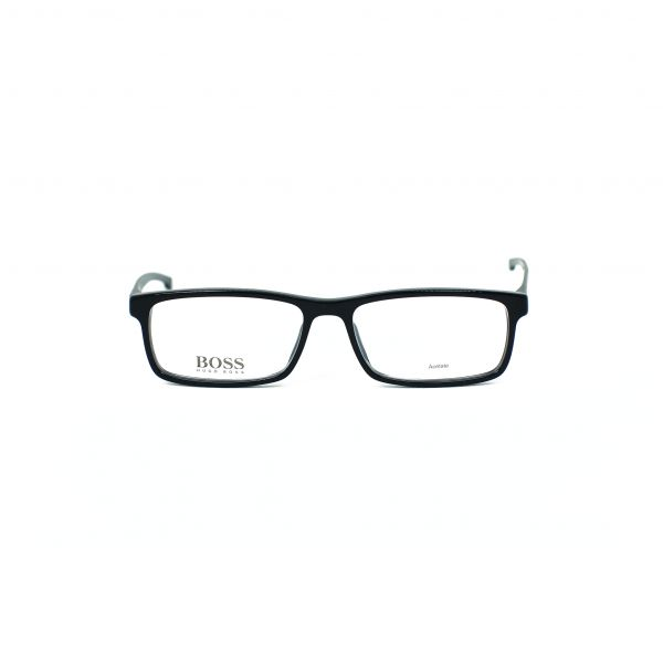 Boss Black Rectangle Glasses 0877-YPP