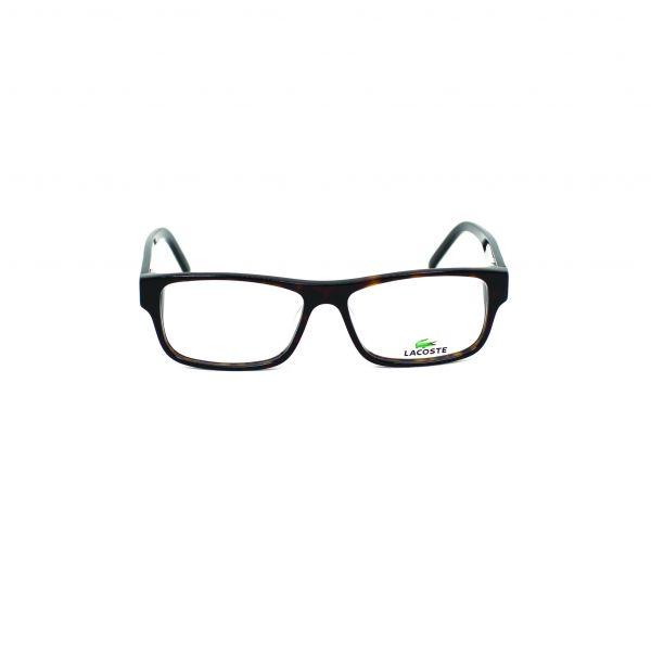 Lacoste Tortoise Rectangle glasses L2660-214
