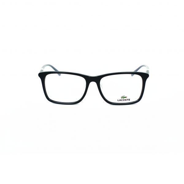 Lacoste Black Rectangle glasses L2752-001