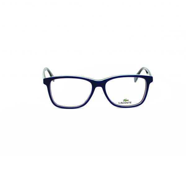 Lacoste Blue Rectangle glasses L2776-424