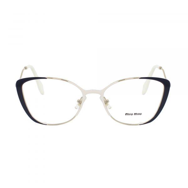 0d8e7d950 Miu Miu Gold Cat Eye Eyeglasses | Designer Frames | eyewa UAE