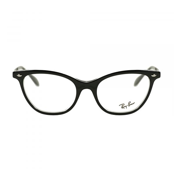 Ray-Ban Black Cat Eye Glasses RX5360-2034-52