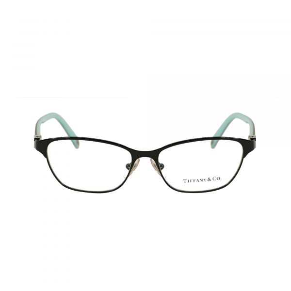 Tiffany Black Rectangle Glasses TF1072-6007-51