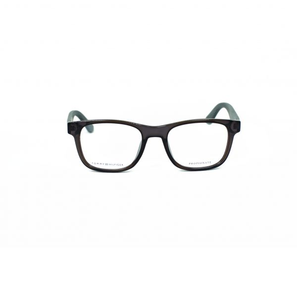 Tommy Hilfiger Black Square Glasses TH1314-X3D