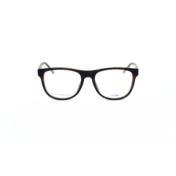Tommy Hilfiger Tortoise Square Glasses TH1441-D61