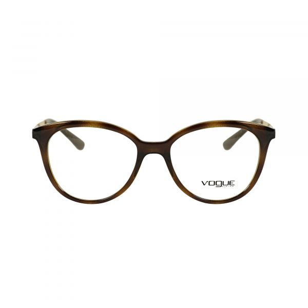 Vogue Tortoise Cat Eye Glasses VO5151-W656-51